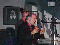 December 2002 at the Bowery Poetry Club