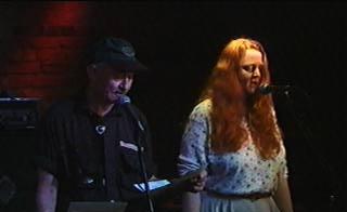 Herschel Silverman with Jessica Richardson