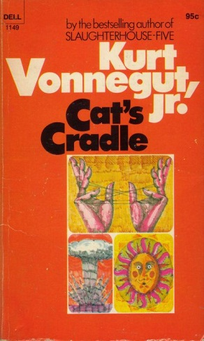 a literary analysis of cats cradle by vonnegut Absurdist novels such as cat's cradle and breakfast of champions offered new   readers and scholars have also resurrected vonnegut as a critical and   rigorous consideration of vonnegut, and a rare work of criticism that.