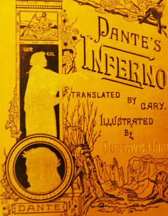 book report on dantes inferno Book reports and short book summaries for primary and secondary school more than 500 book reports, book summaries and author biographies.